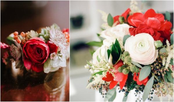 Left :  Pat Robinson Photography  // Right :  Rachel Pearlman Photography