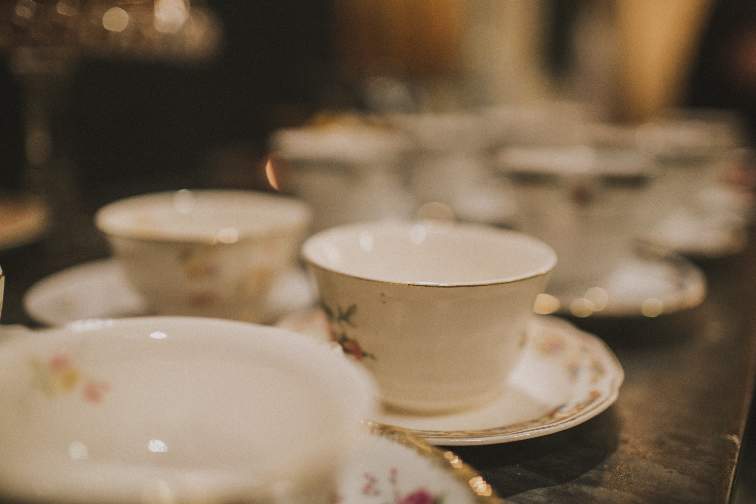 vintage china avail