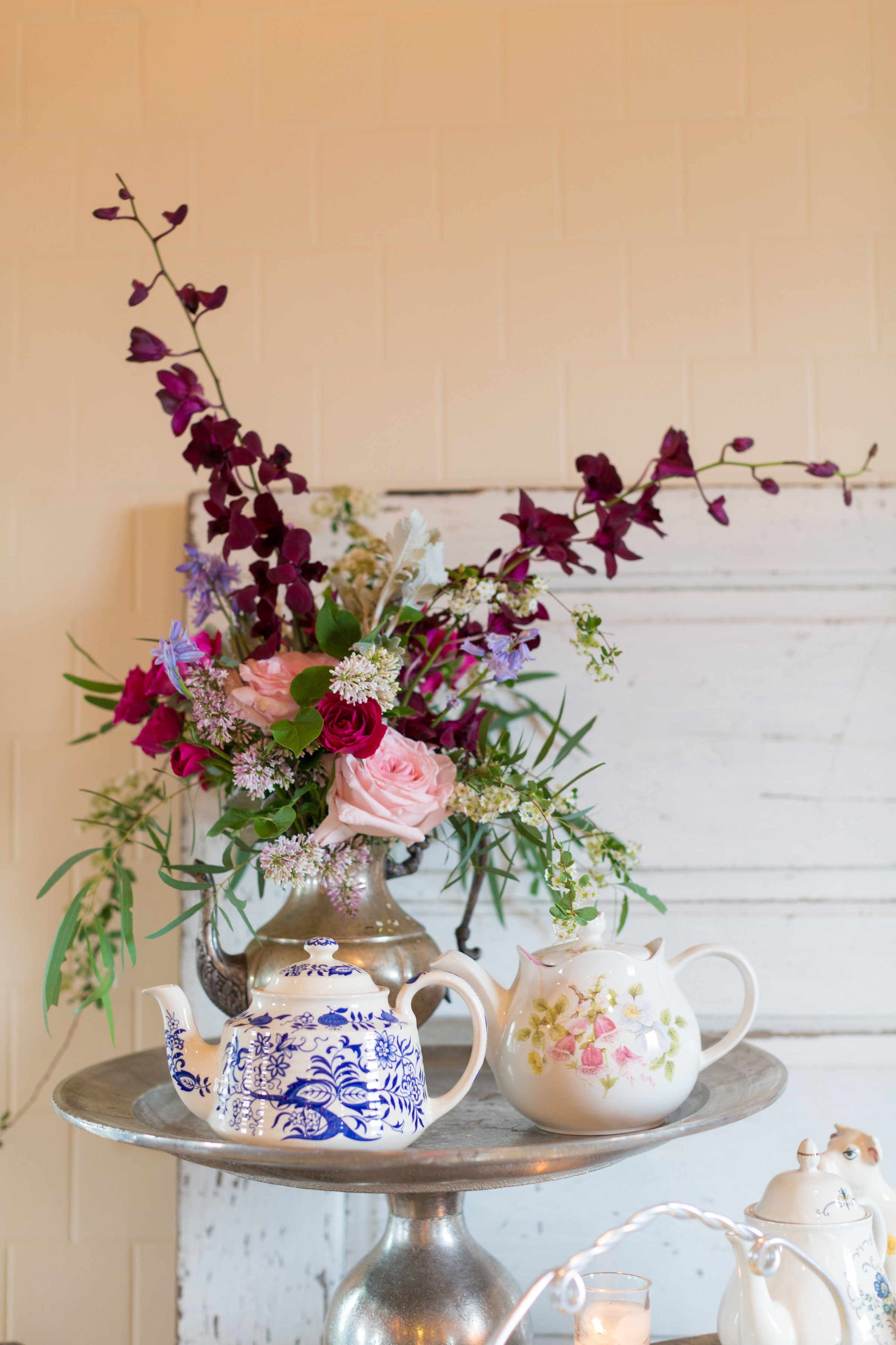 Flowers by A Garden Party florist