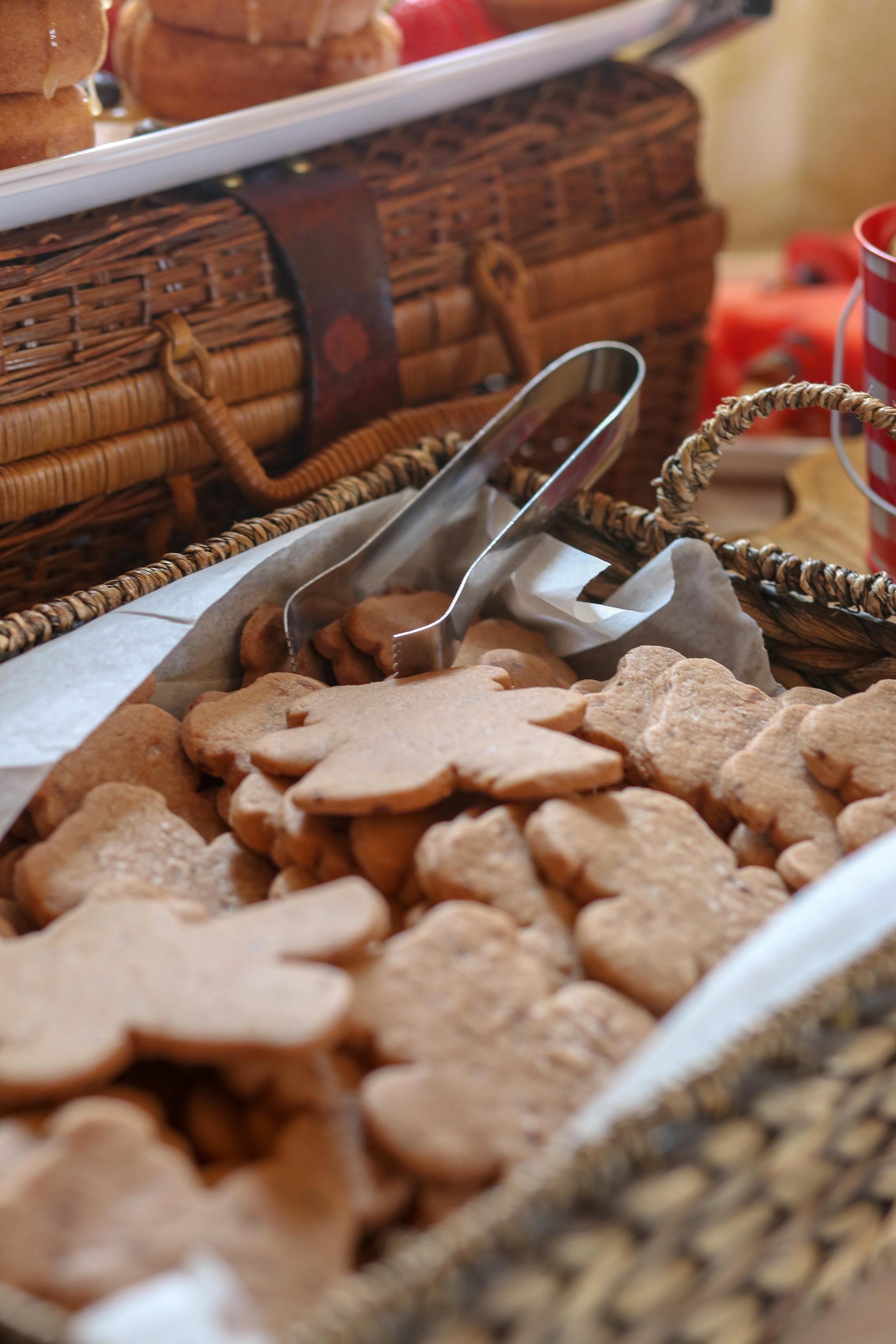 Rode's Catering cookies