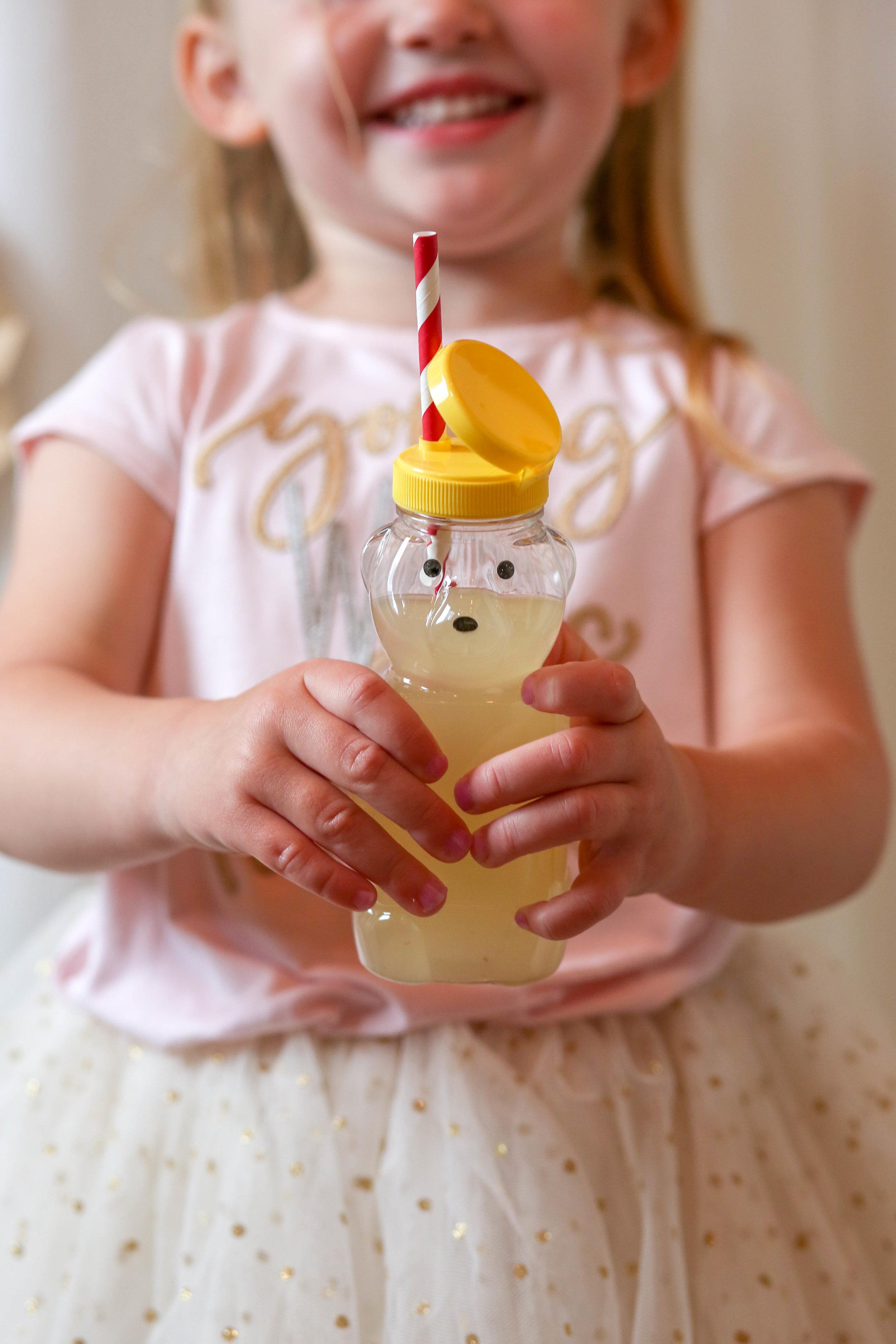 Lemonade for the little ones