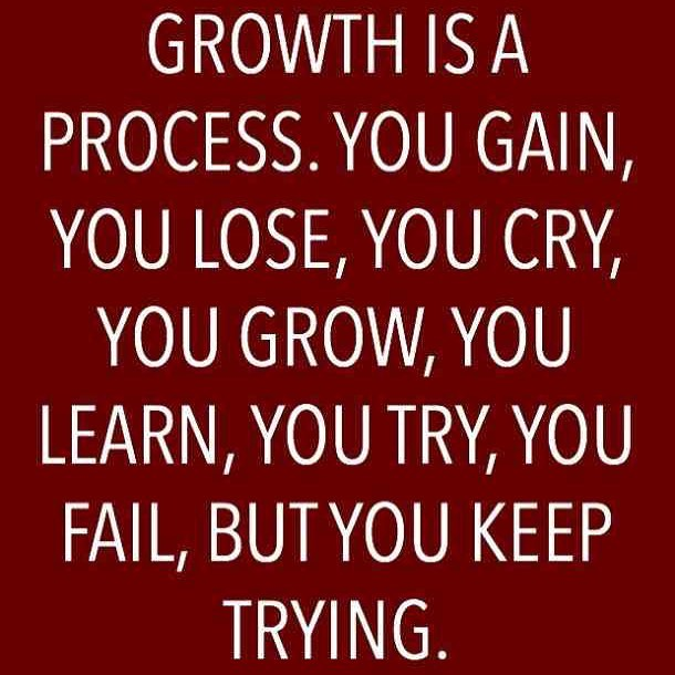 Without continual growth and progress, such words as improvement, achievement, and success have no meaning. ...