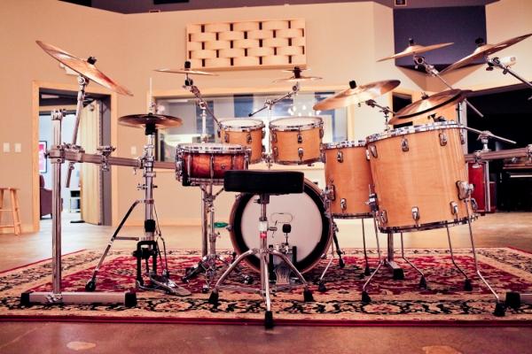 Blue Sprocket Sound Live Room