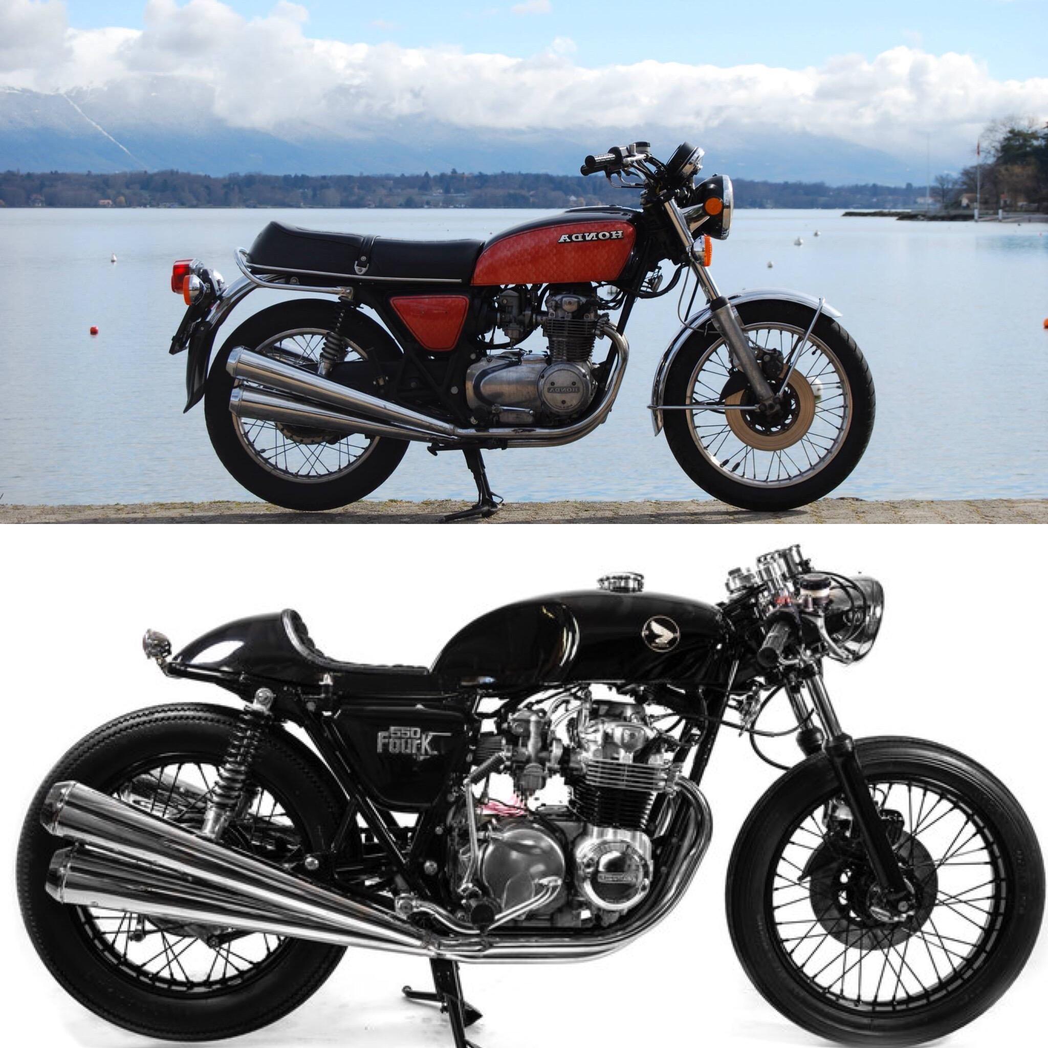 Copy of Honda CB550