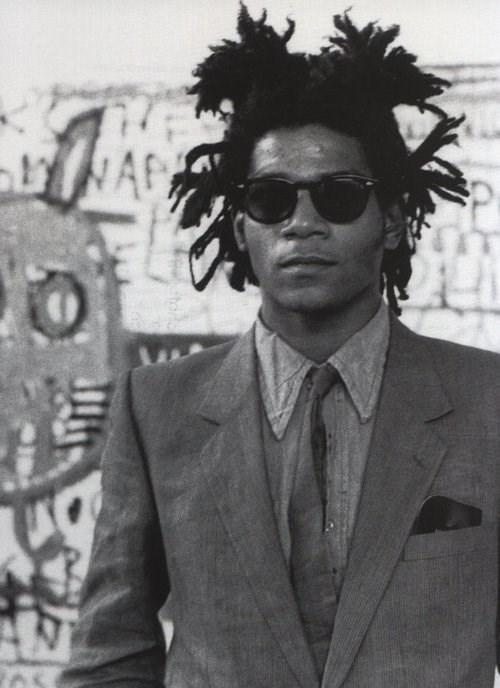 Jean-Michel Basquiat via roamingbydesign.com