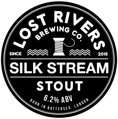 - SILK STREAM. STOUT. 6.2% ABVAn incredible Stout which simply has to be tasted to be believed. Bible black and silky smooth, this 'nitro' stout is crafted with roasted malts and Kentish hops for a most satisfying ale that proves to be deliciously moreish. Chocolate notes, crisp and clean.30 Litre keg/Sankey Connection