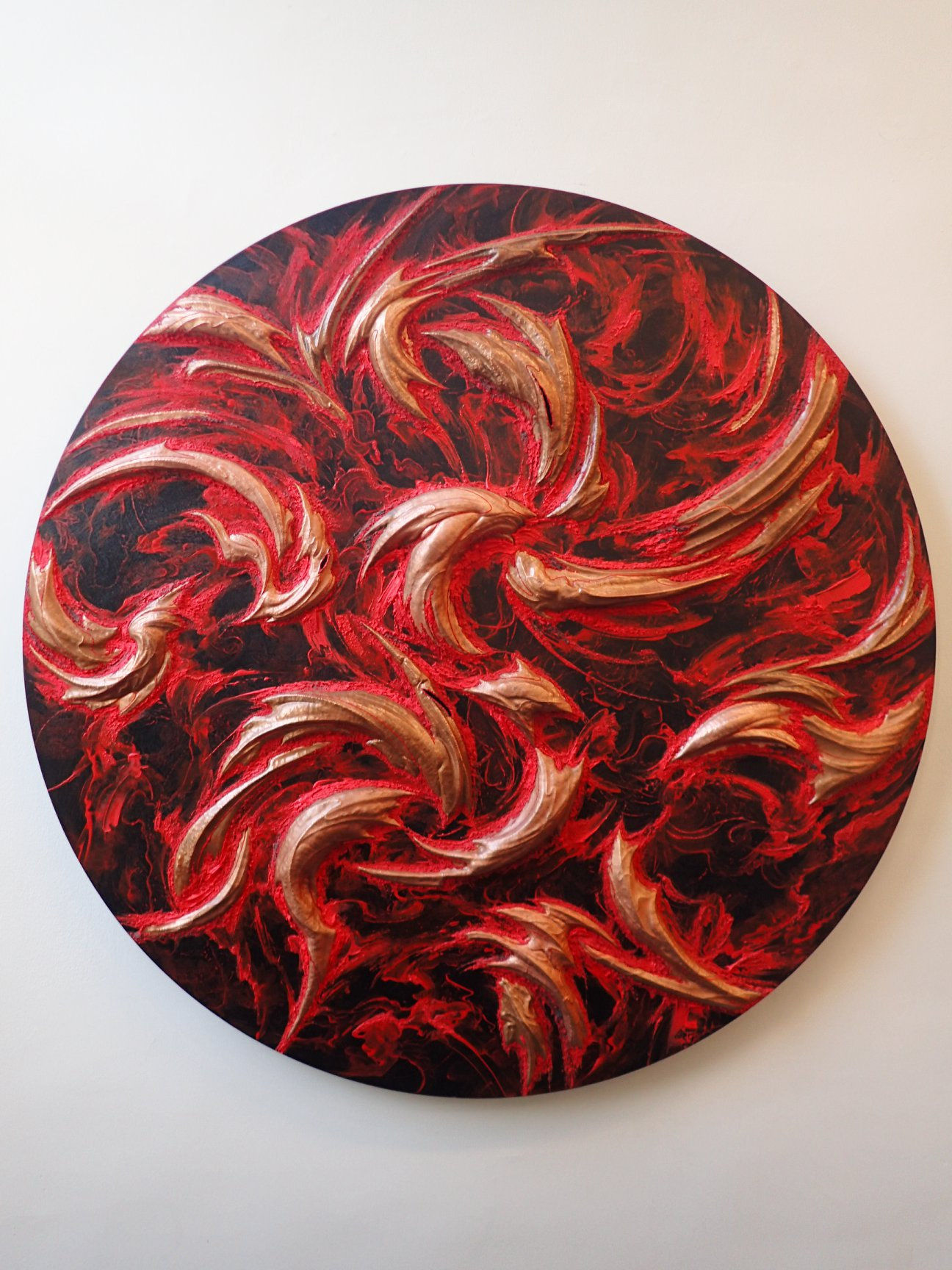 Ardens Mundi 1, Inferno at HOT-BED Gallery.jpg