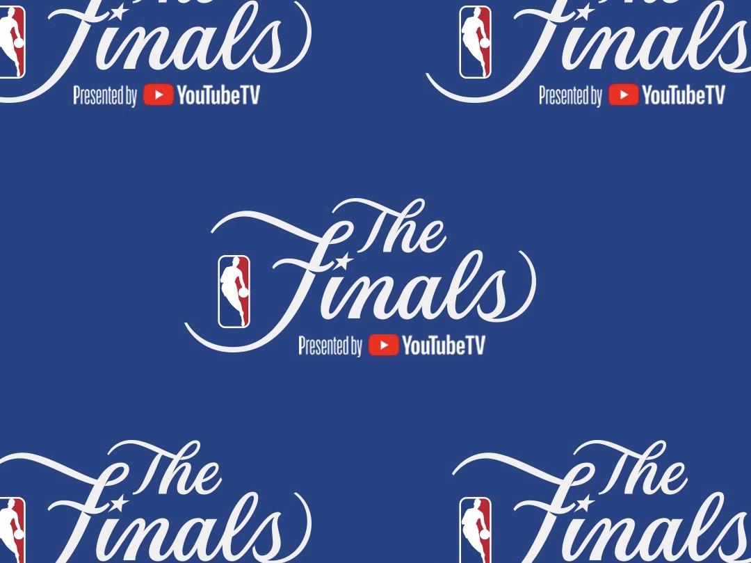 NBA Finals Redesign Concept