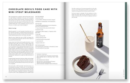 THE BEER PANTRY Chocolate Devil's Food Cake with Mini Stout Milkshakes.jpg