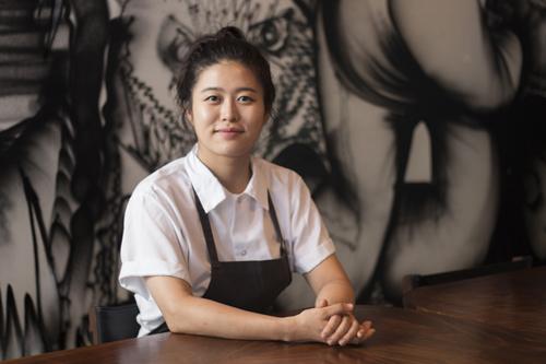 Eunjo Jo Park of Momofuku Kāwi.jpg