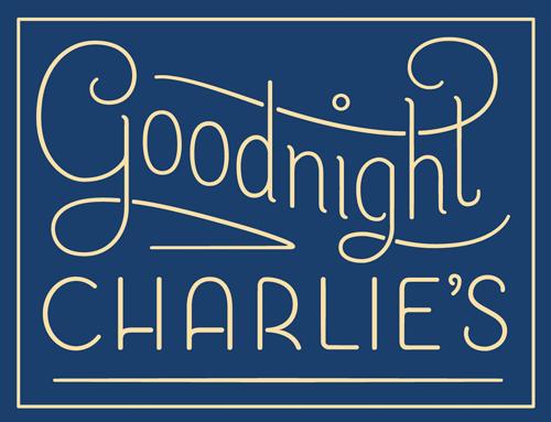 Goodnight Charlie's logo by Louise Fili.jpg