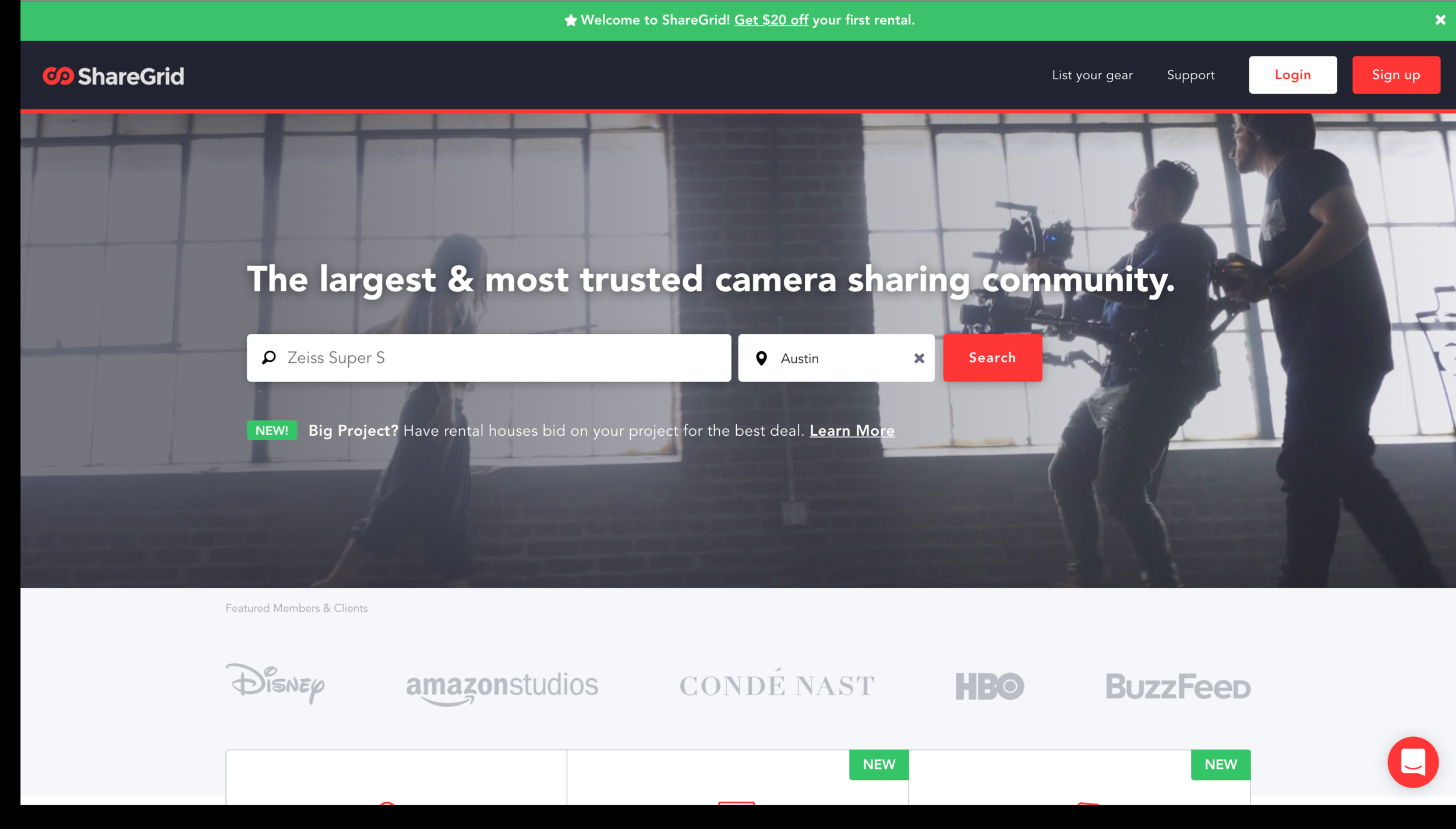 Share Grid - WEB: https://www.sharegrid.comWHAT'S IT FOR? Gear Rental
