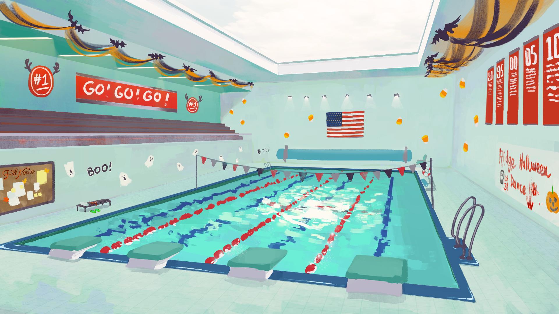 University Pool 01 | B. Chau