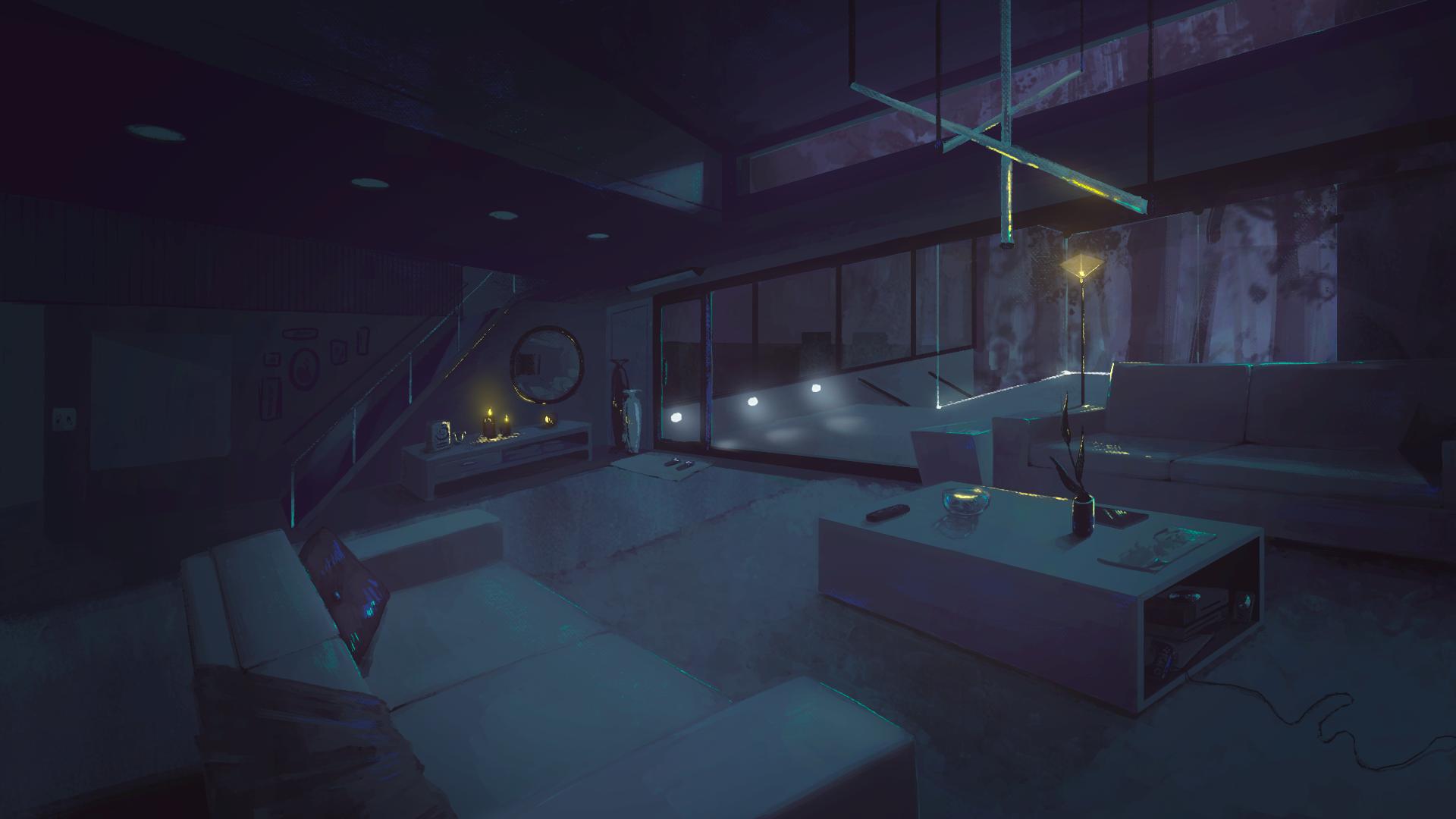 Grover Interior 01 | B. Chau