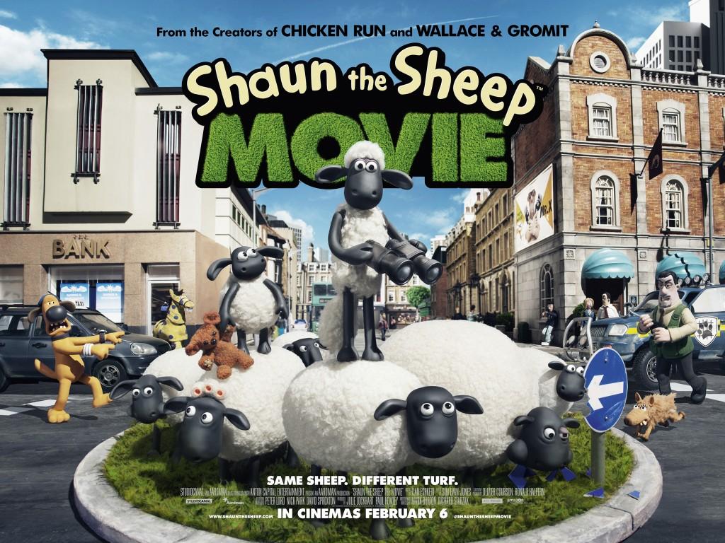 Shaun the Sheep Movie, 2015, Arrangements/Choirs