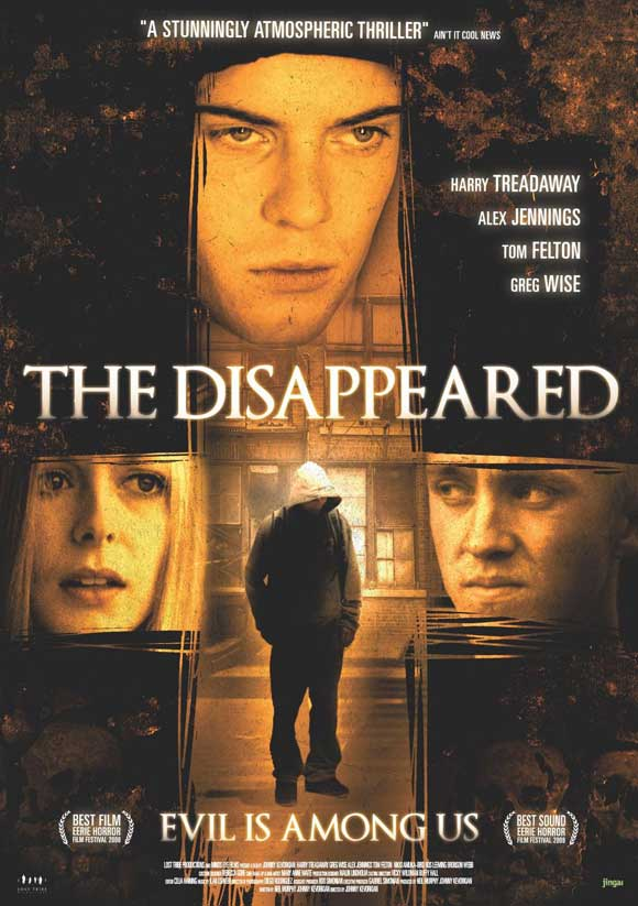 The Disappeared, 2008, Additional Music