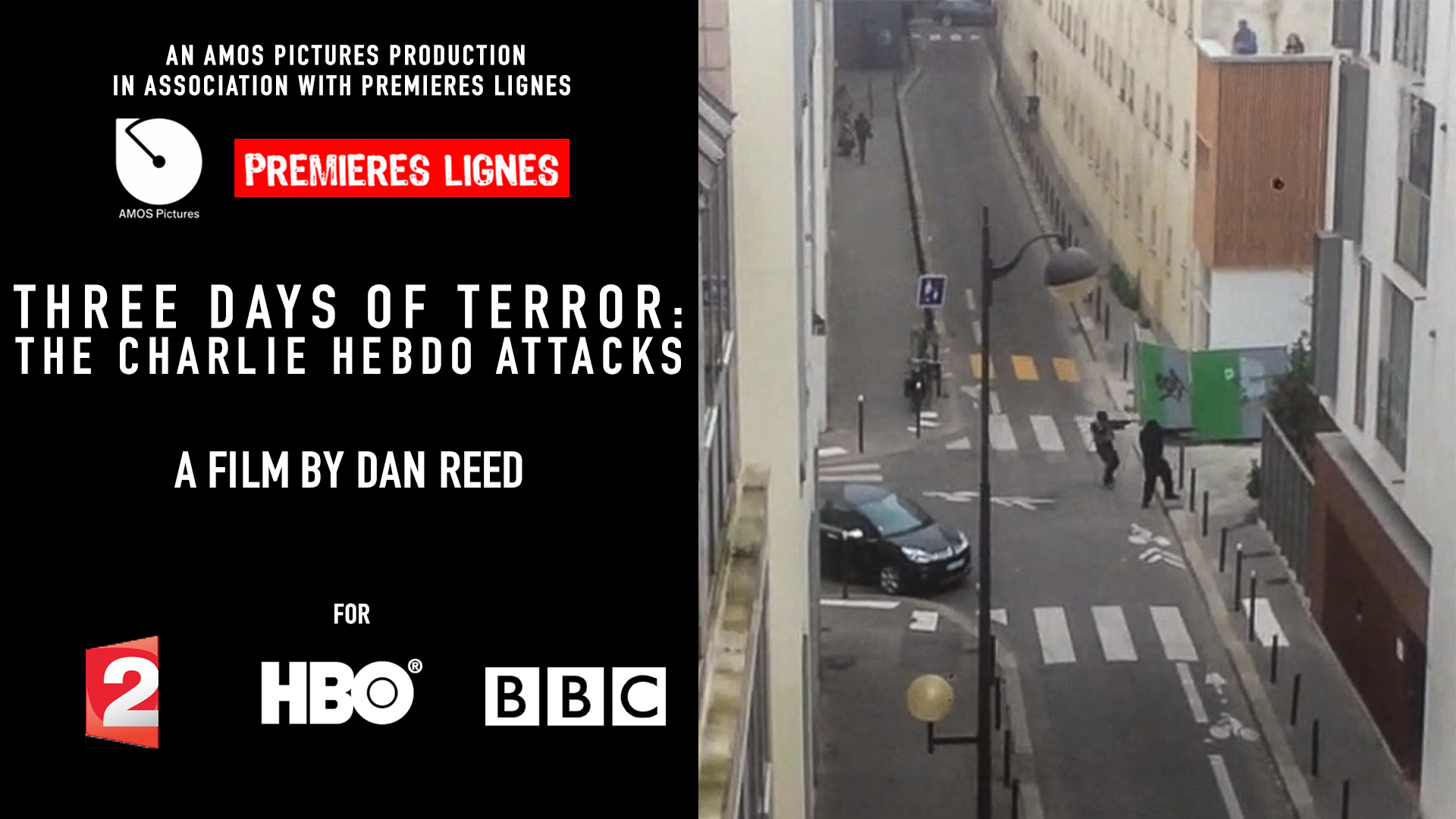Three Days of Terror: Charlie Hebdo Attacks, HBO, Composer