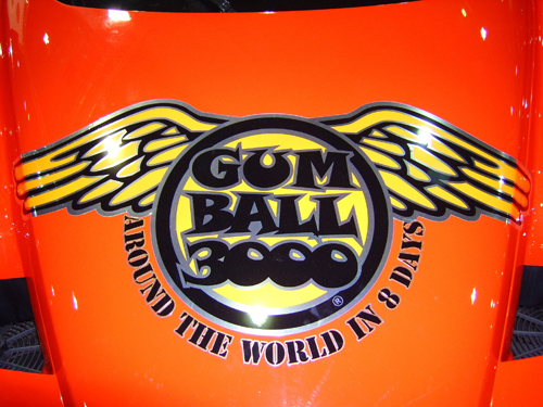 Gumball 3000 2007, CH4, Composer