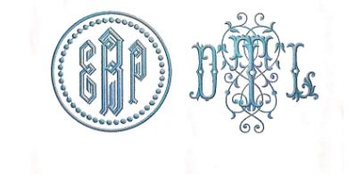 Sample Premium Monogram