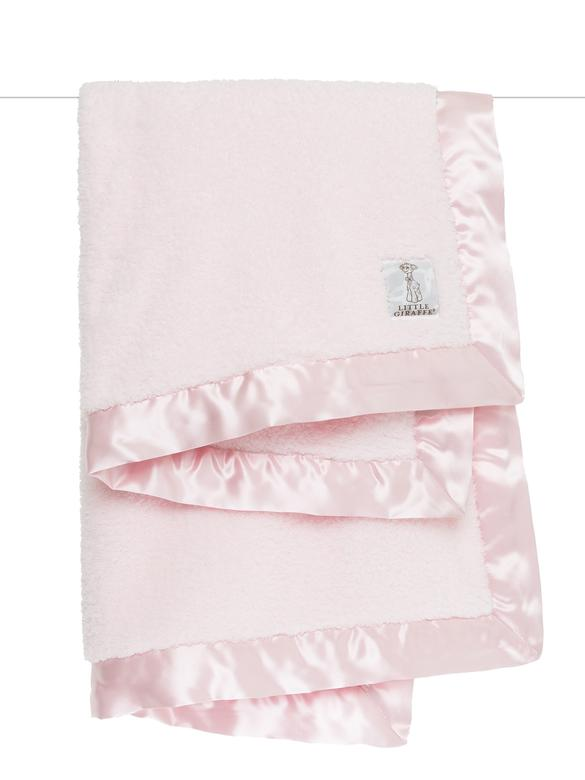 Chenille Baby Blanket $65