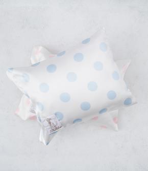 New Dot Satin Nap Pillow $27