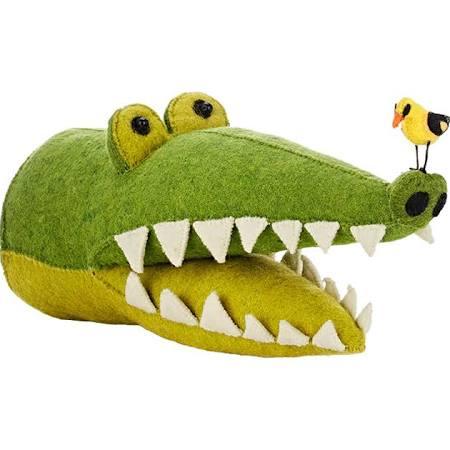 Alligator Head $165