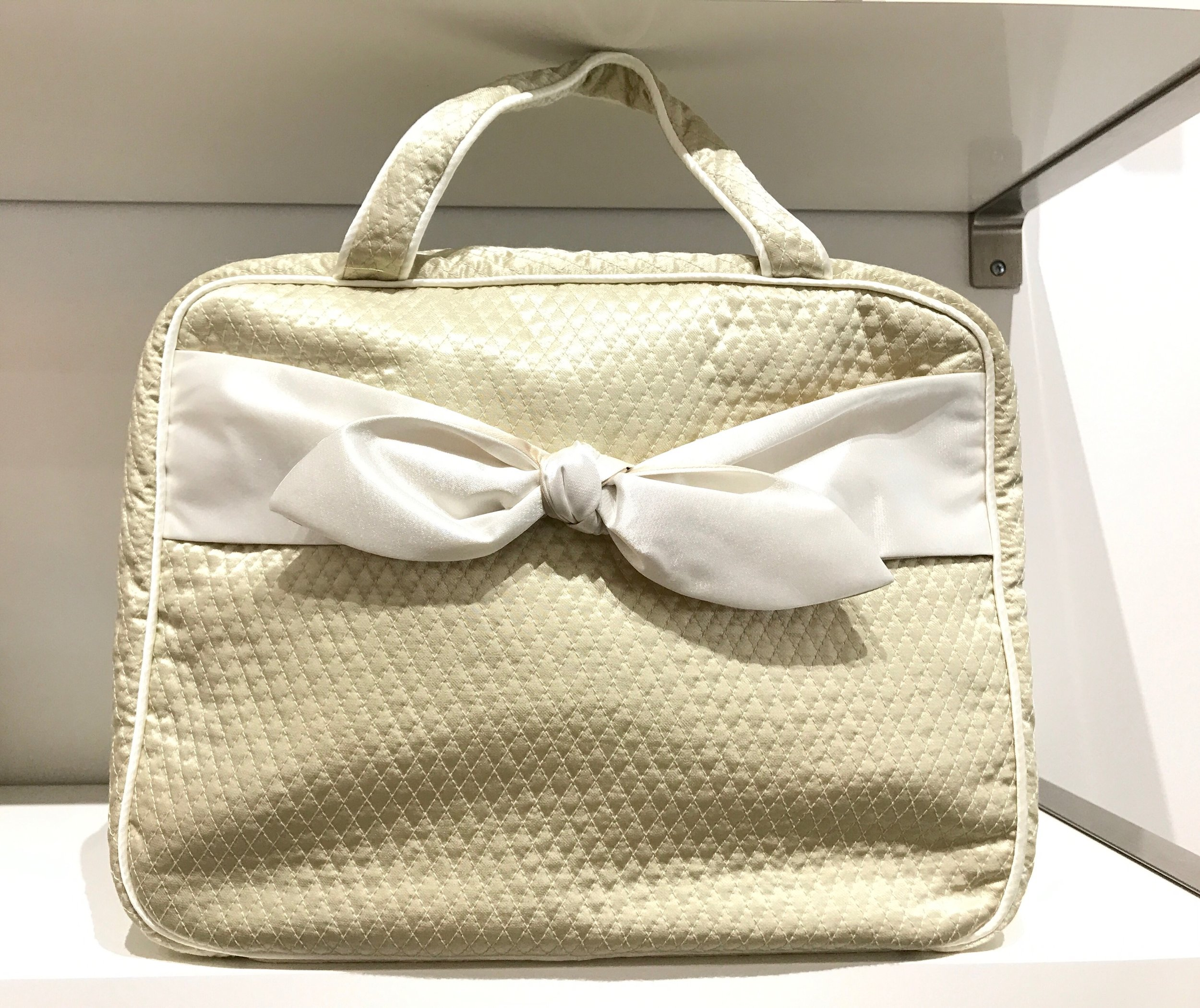Pink Stripes Large Travel Bag $92