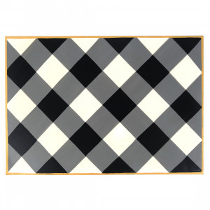 Buffalo Plaid Set of 4 Placemats $115