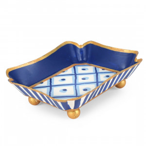 Heron Diamond Trinket Tray $18