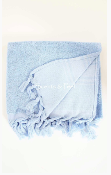 Scents and Feel Fouta Canvas Light Terry $69  (Available in multiple colors)