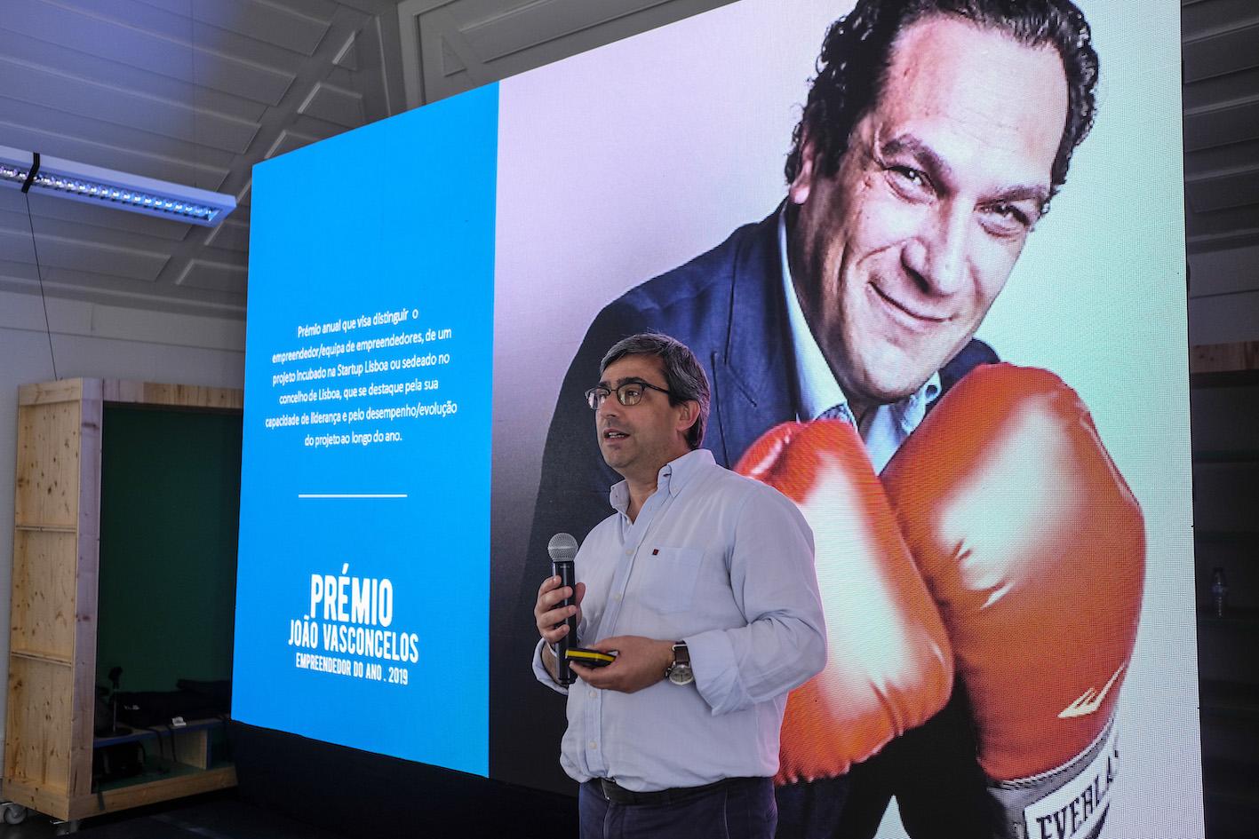 Miguel Fontes, Director Executivo da Startup Lisboa