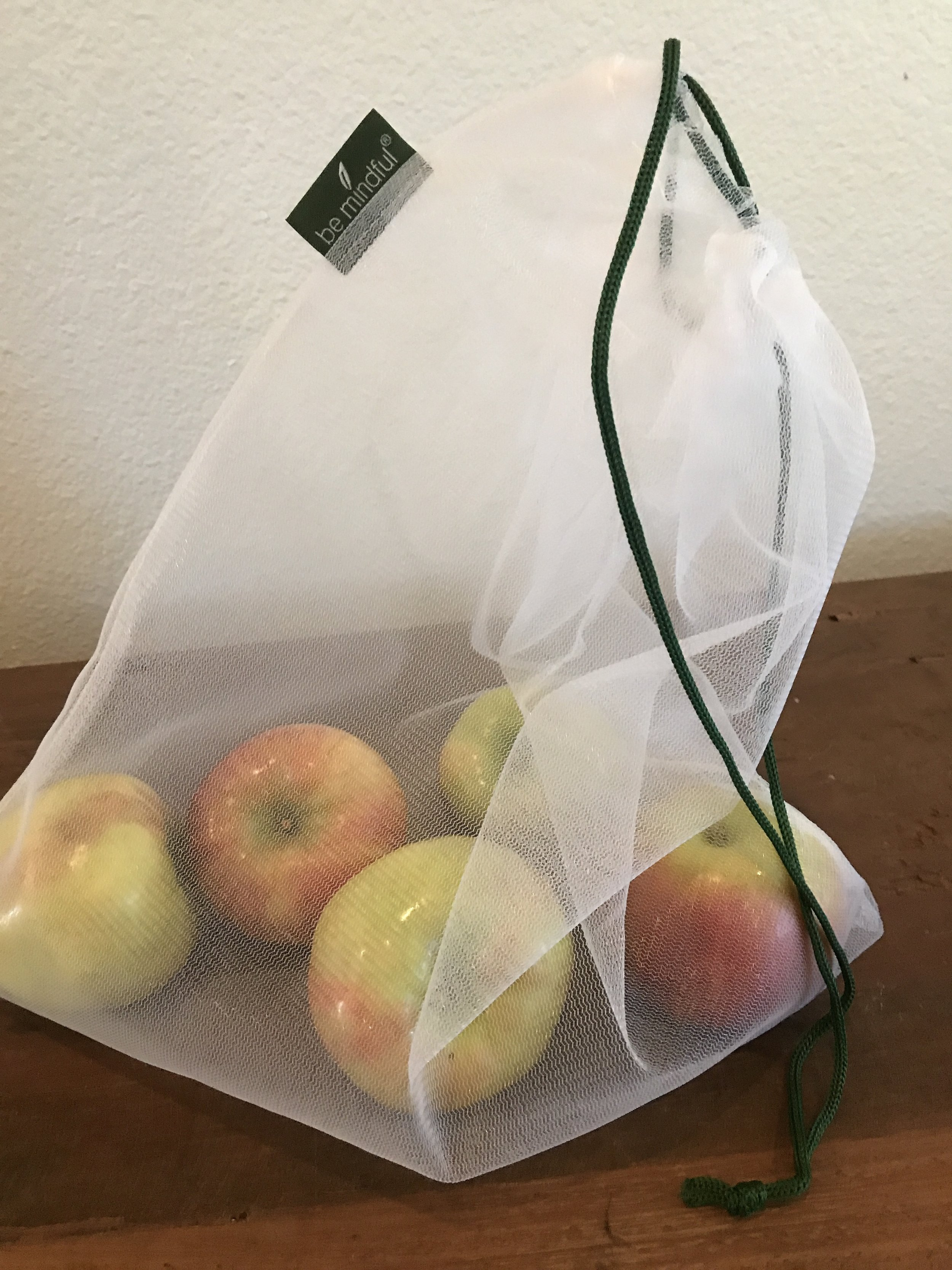 Coming to the site soon, Be Mindful Reusable Produce Bags. Please contact maureen@bemindful.com for more information