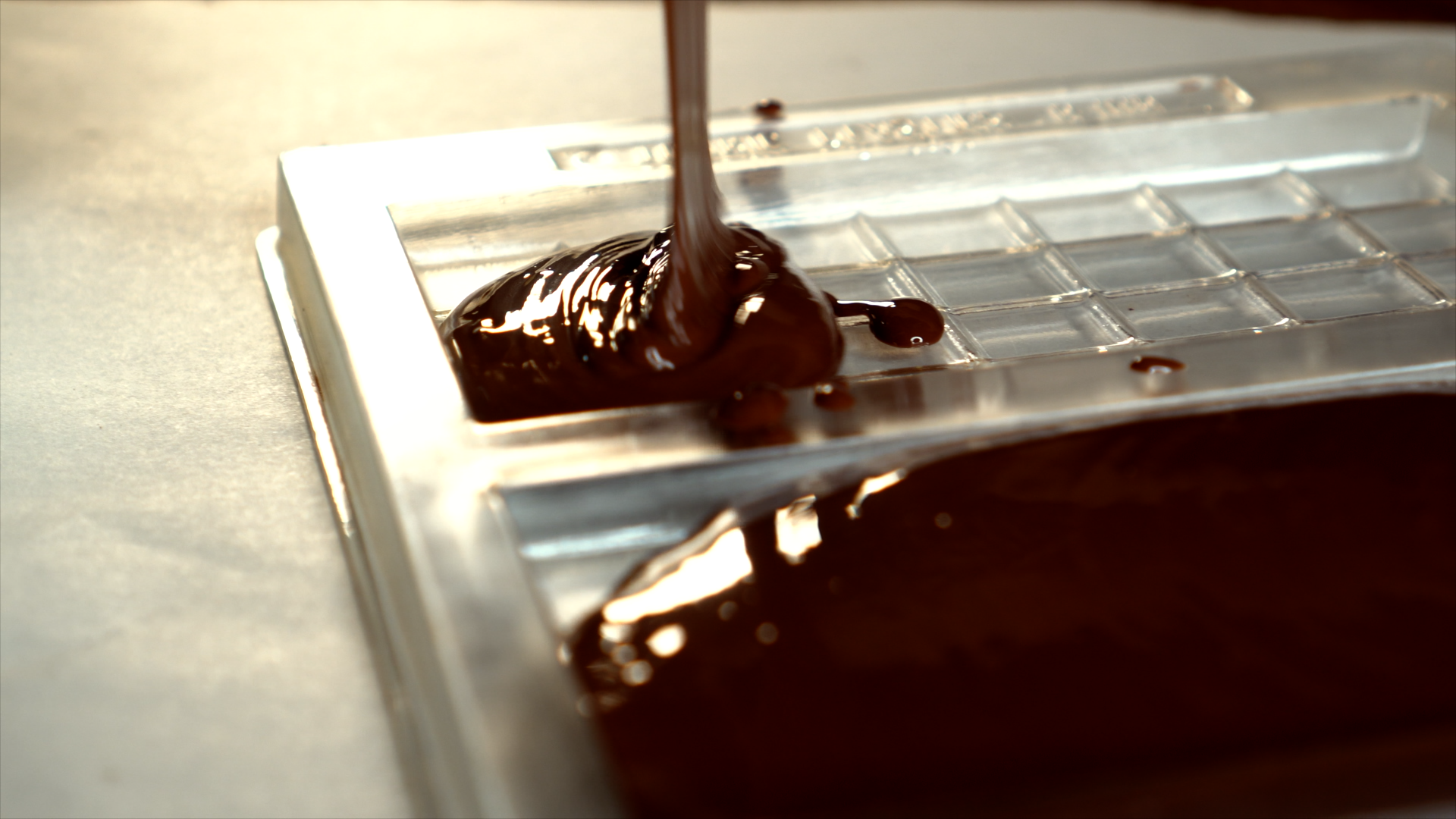 5 - Heavy Molds - Not only will good heavy molds make your chocolate look more professional and like