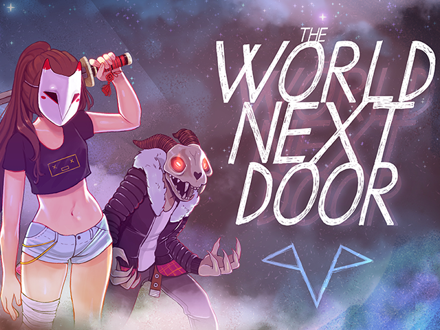The World Next Door by Rose City Games