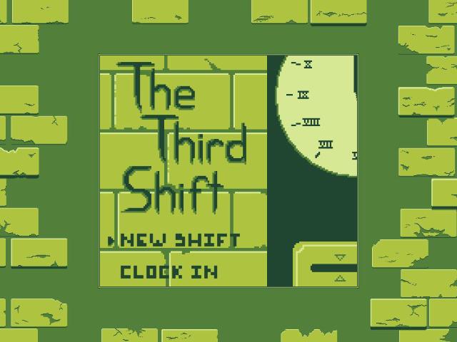 The Third Shift by Scottie Supple