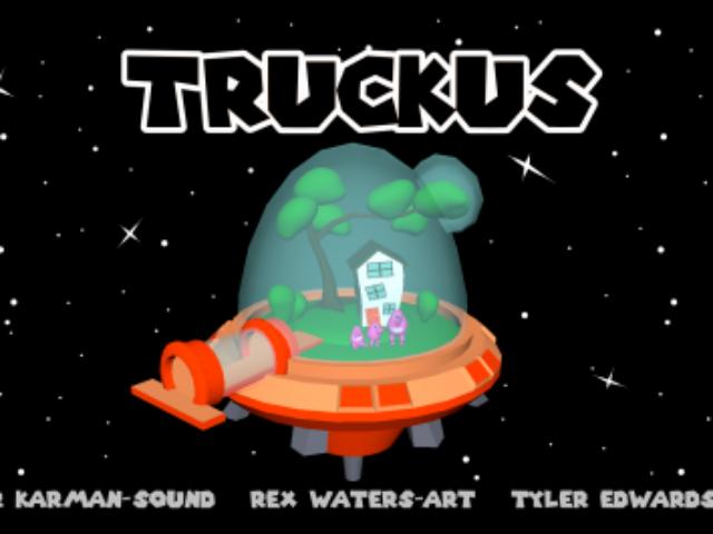 Truckus by Rex Waters