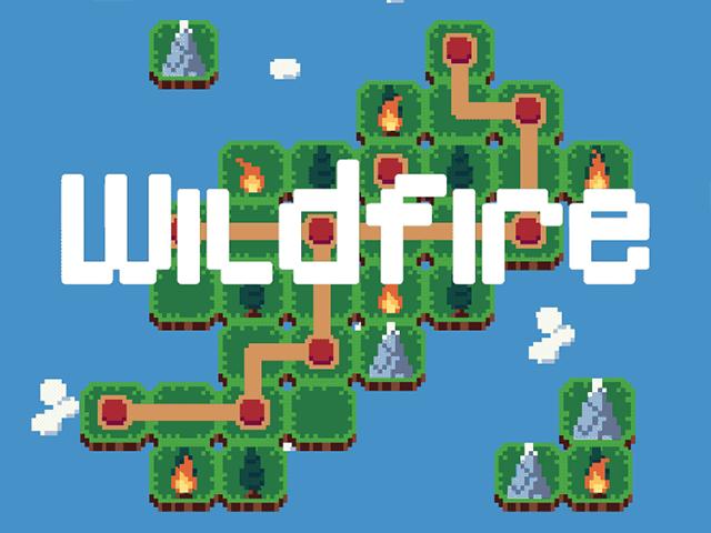 Wildfire by Ryan Kubik