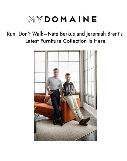 MyDomaine, April 2019.