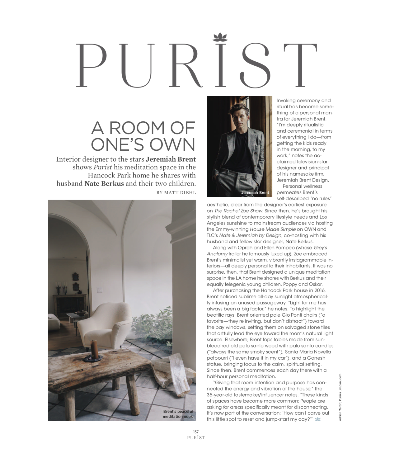 The Purist, April 2019