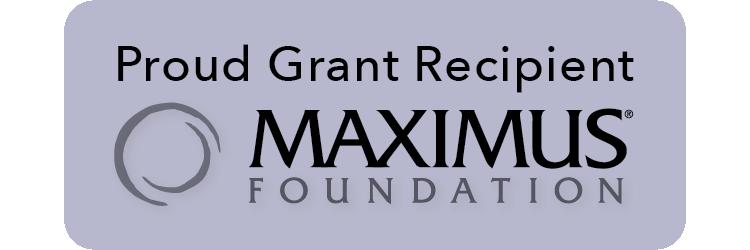 MAXIMUS Foundation Grantee Website Badge.png