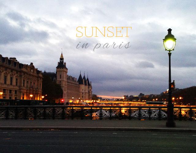 sunset-in-paris