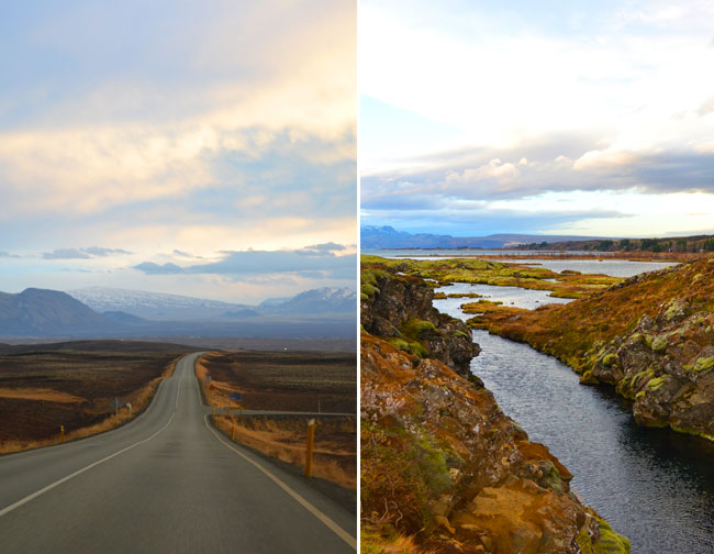 Iceland-winding-road