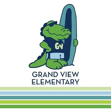 New school year, new colors! #grandviewelementary #greensandblues #graphicdesign #mbef #manhattanbeach #kaboomconstruction