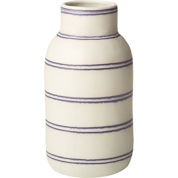 A Gorgeous Vase   Even better if you add flowers. This vase can be used as an objet d'art when not in use too!