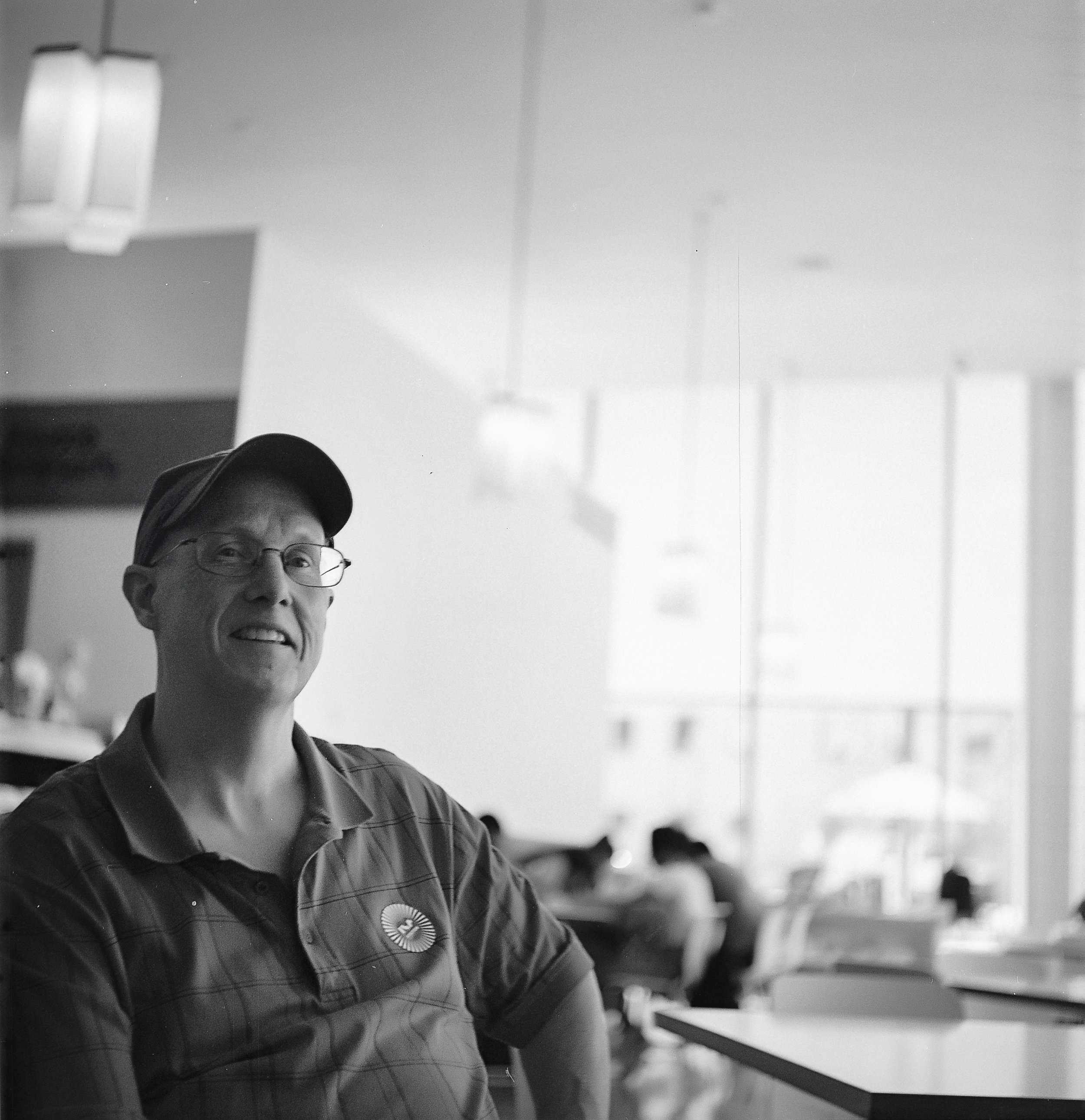 Dave | Ellwood Thompson's Cafe | Institute for Contemporary Art | Richmond, Virginia