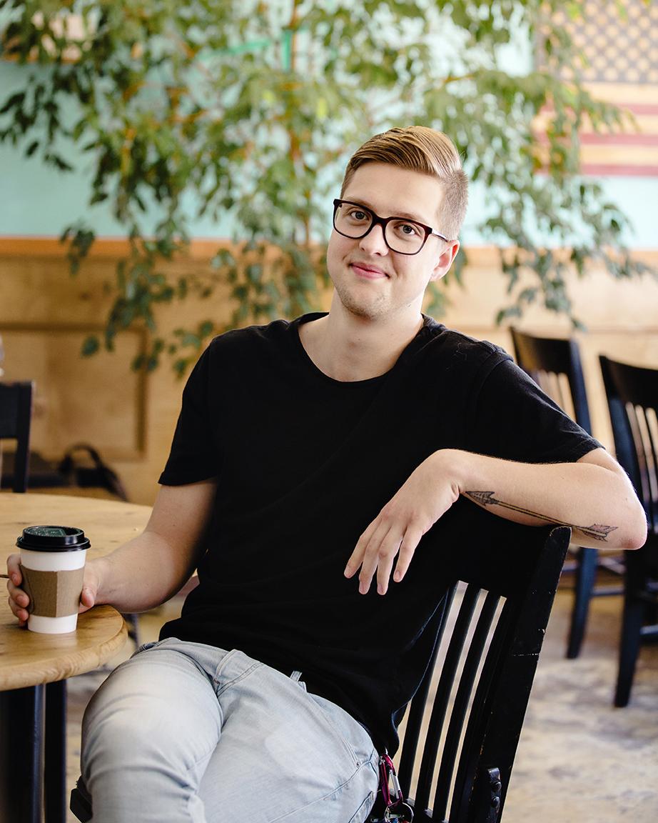 Jack | Coffee Shop | Fredericksburg, Virginia | July 2018