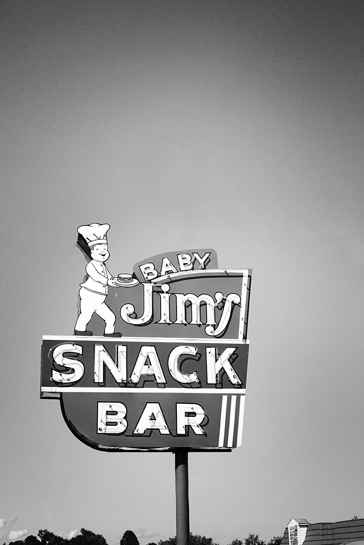 Baby Jim's Snack Bar | North Main Street | Culpeper, VA