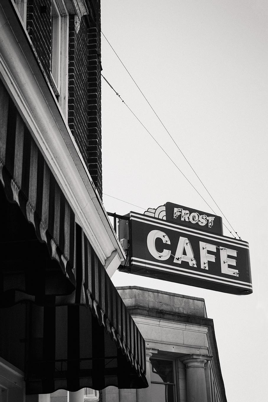 Frost Cafe | East Davis Street | Culpeper, VA