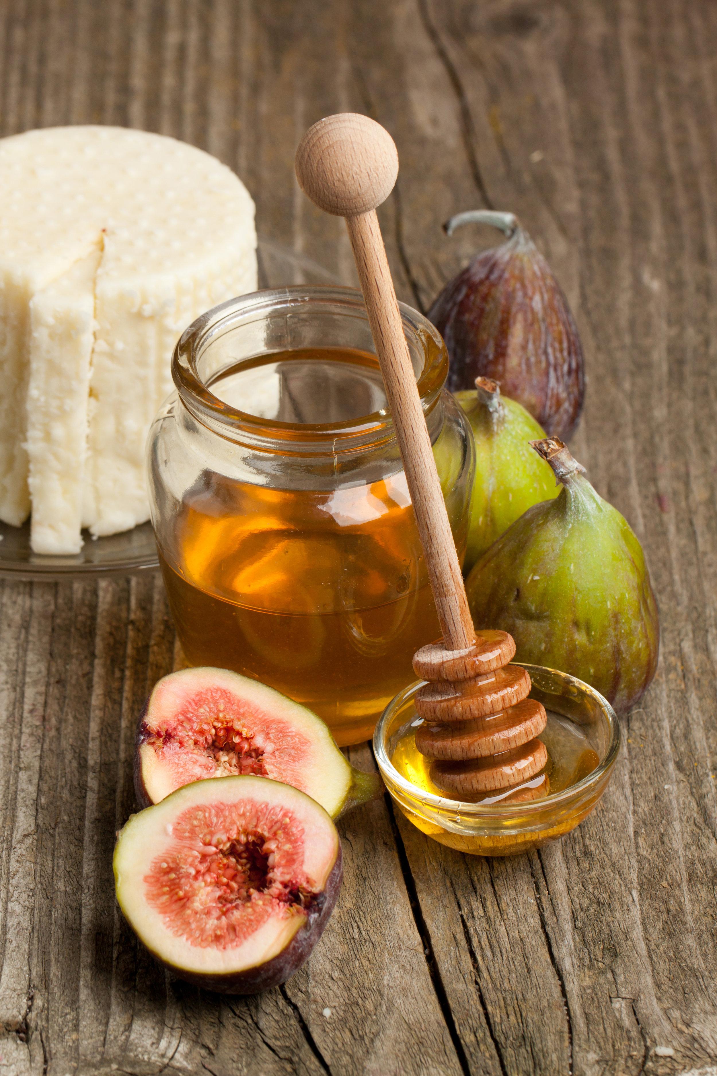 Honey Crystallized Myth