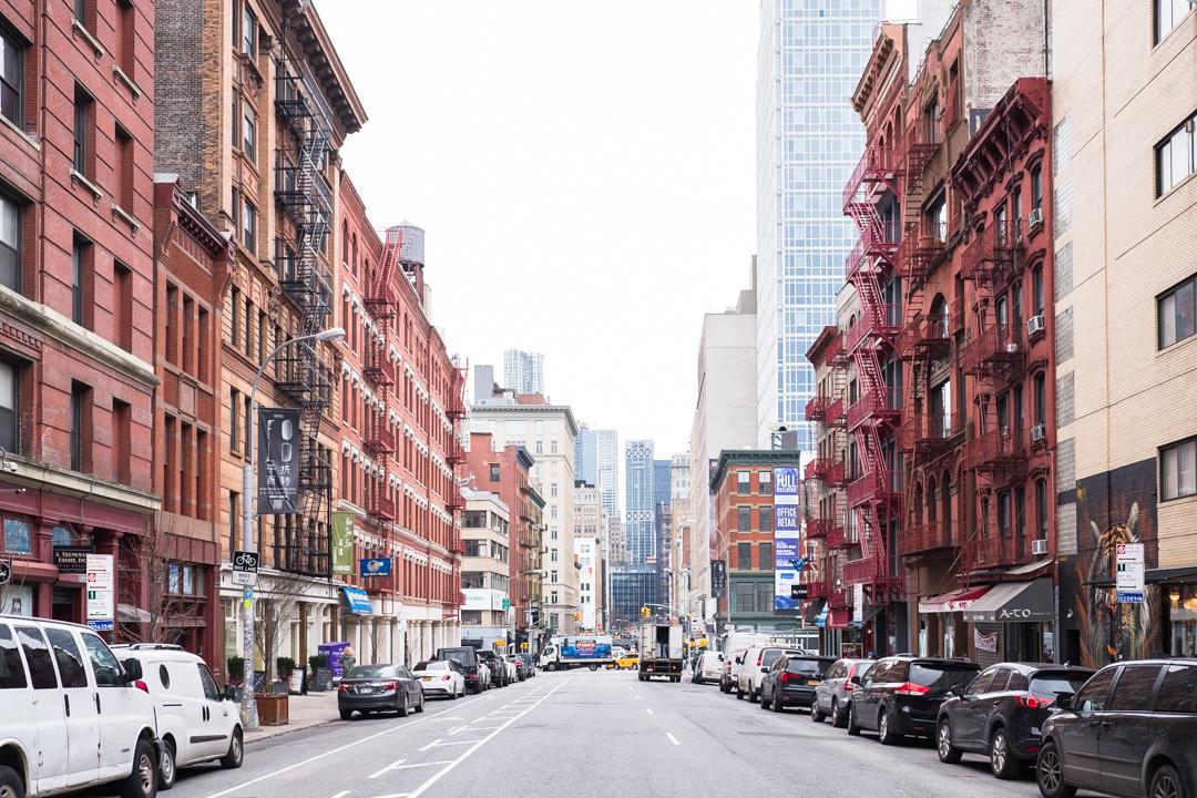 Grand St NYC